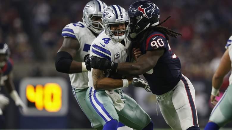Jadeveon Clowney vs. Cowboys