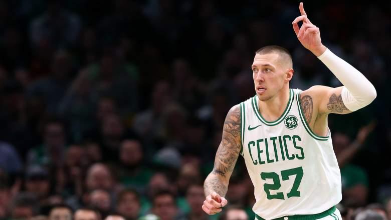 Daniel Theis Celtics