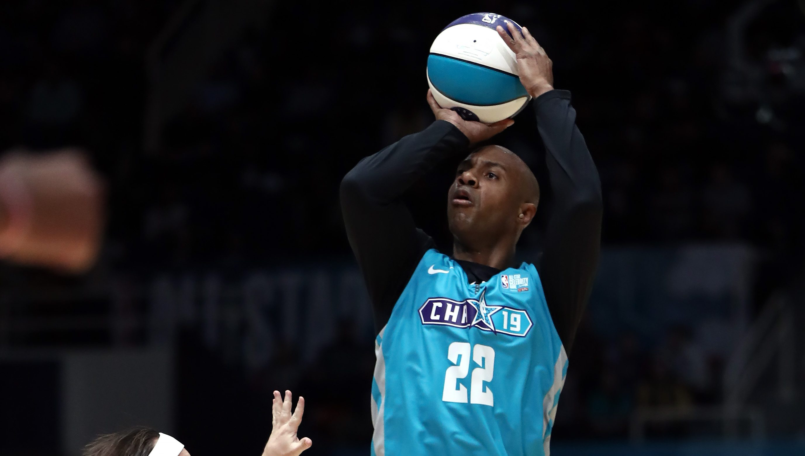 Jay Williams, in the 2019 All-Star Celebrity Game