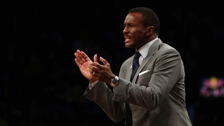 Dwane Casey, Pistons coach