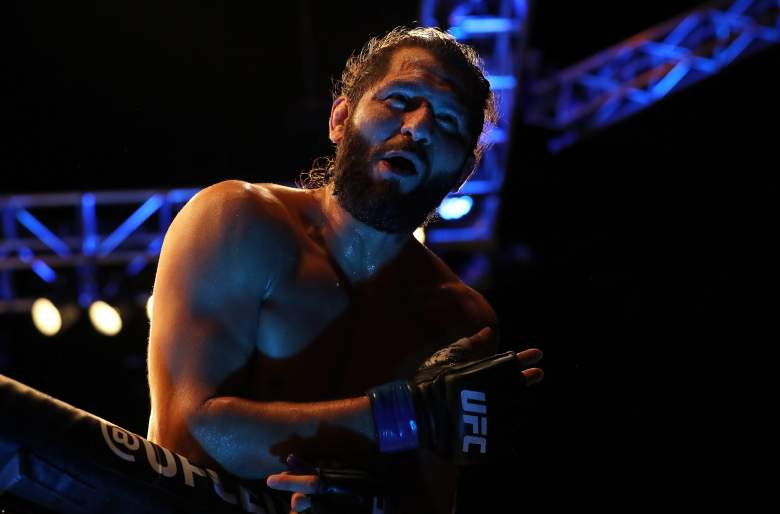 UFC's Jorge Masvidal