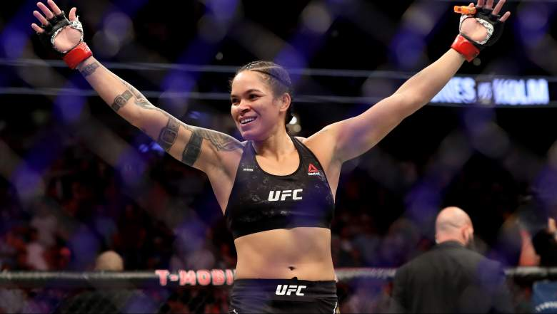 UFC's Amanda Nunes