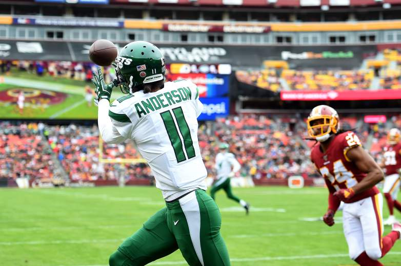Packers FA Targets Robby Anderson