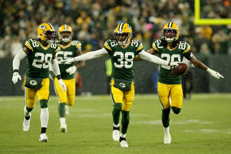 Packers FA Targets Tramon Williams