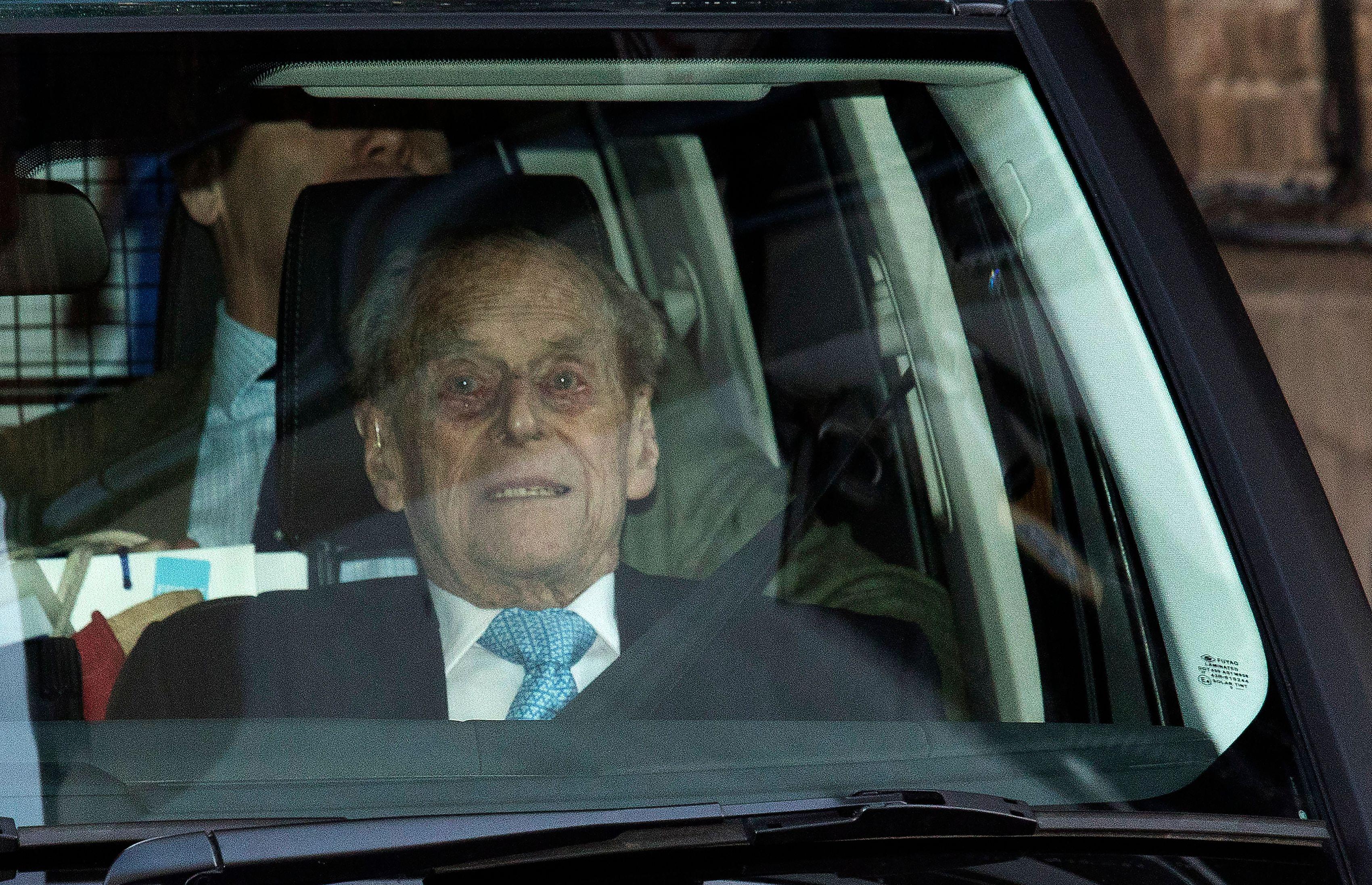 Prince Philip death hoax