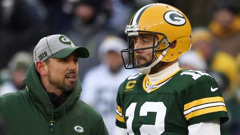 Dan Orlovsky OBJ Packers Trade