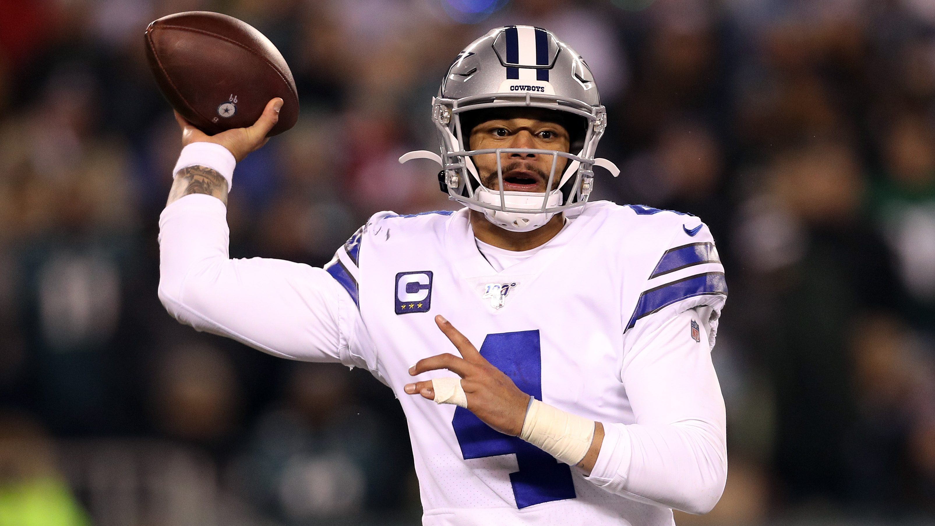 'Look Out': Cowboys to Tag and Trade Dak Prescott to NFC Rival?