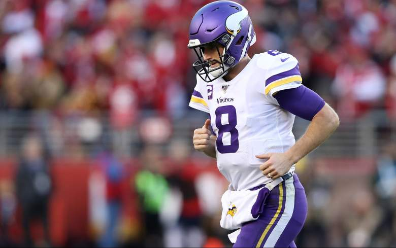Minnesota Vikings QB Kirk Cousins contract extension