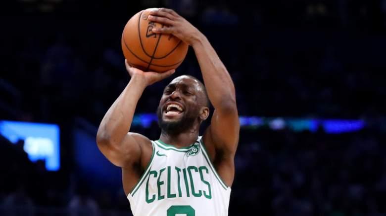 Celtics Injury Report Good News On Kemba Walker S Knee Heavy Com