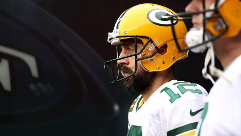 Aaron Rodgers Skips NFLPA Meeting