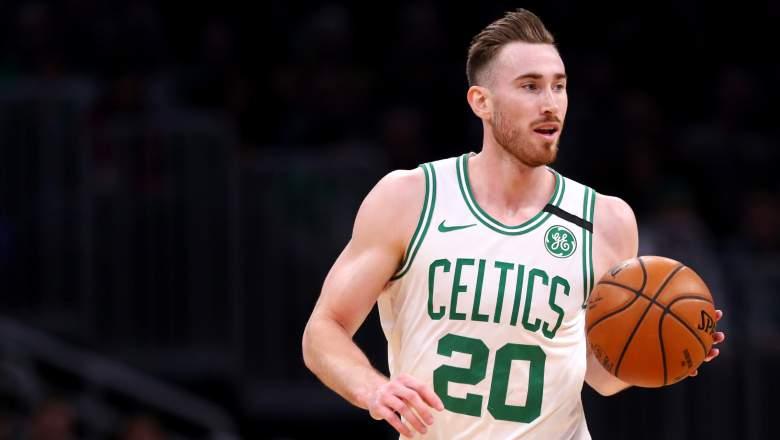 Celtics Gordon Hayward