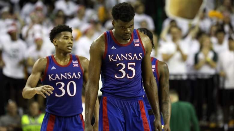 Kansas v TCU watch