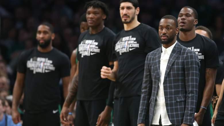 Celtics Players