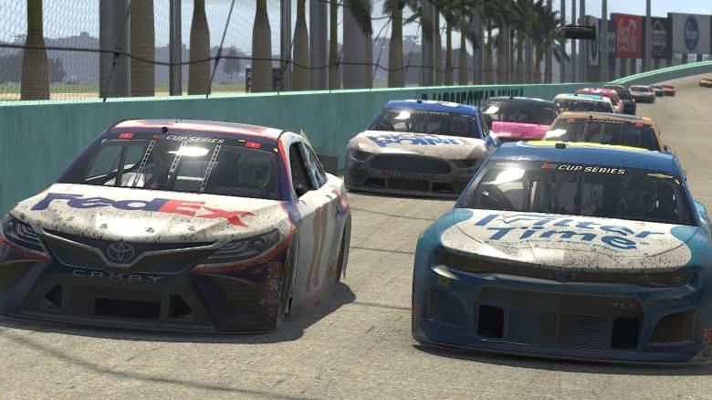 NASCAR iRacing Rules