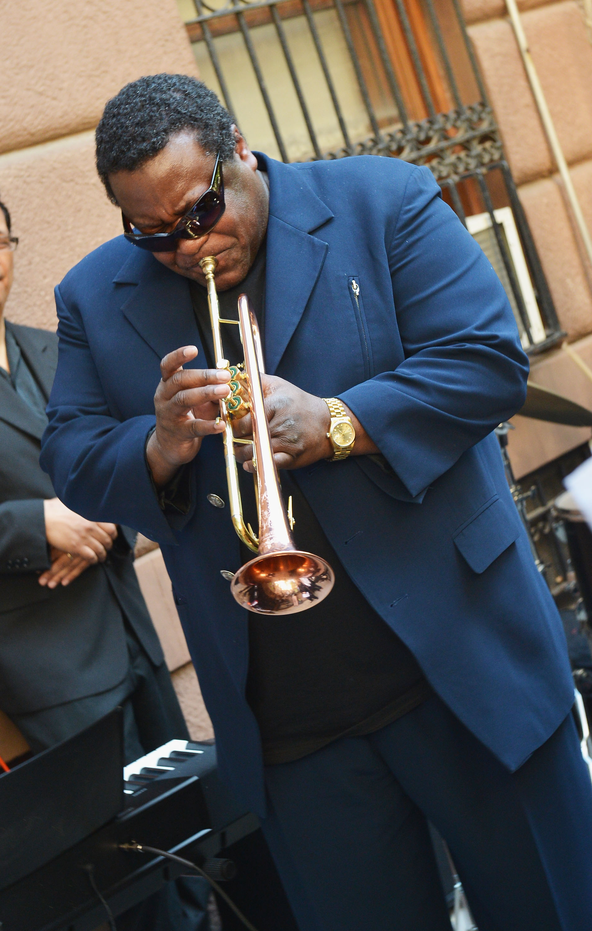 Wallace Roney funeral