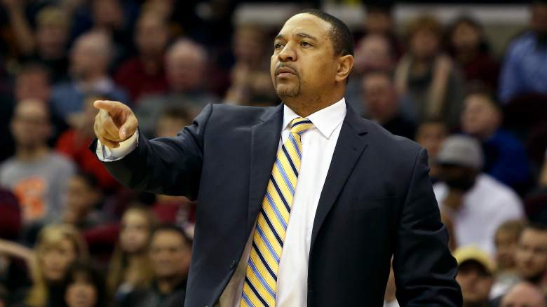 Mark Jackson coach