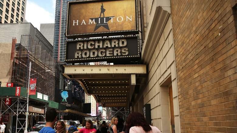 Broadway Closes Coronavirus