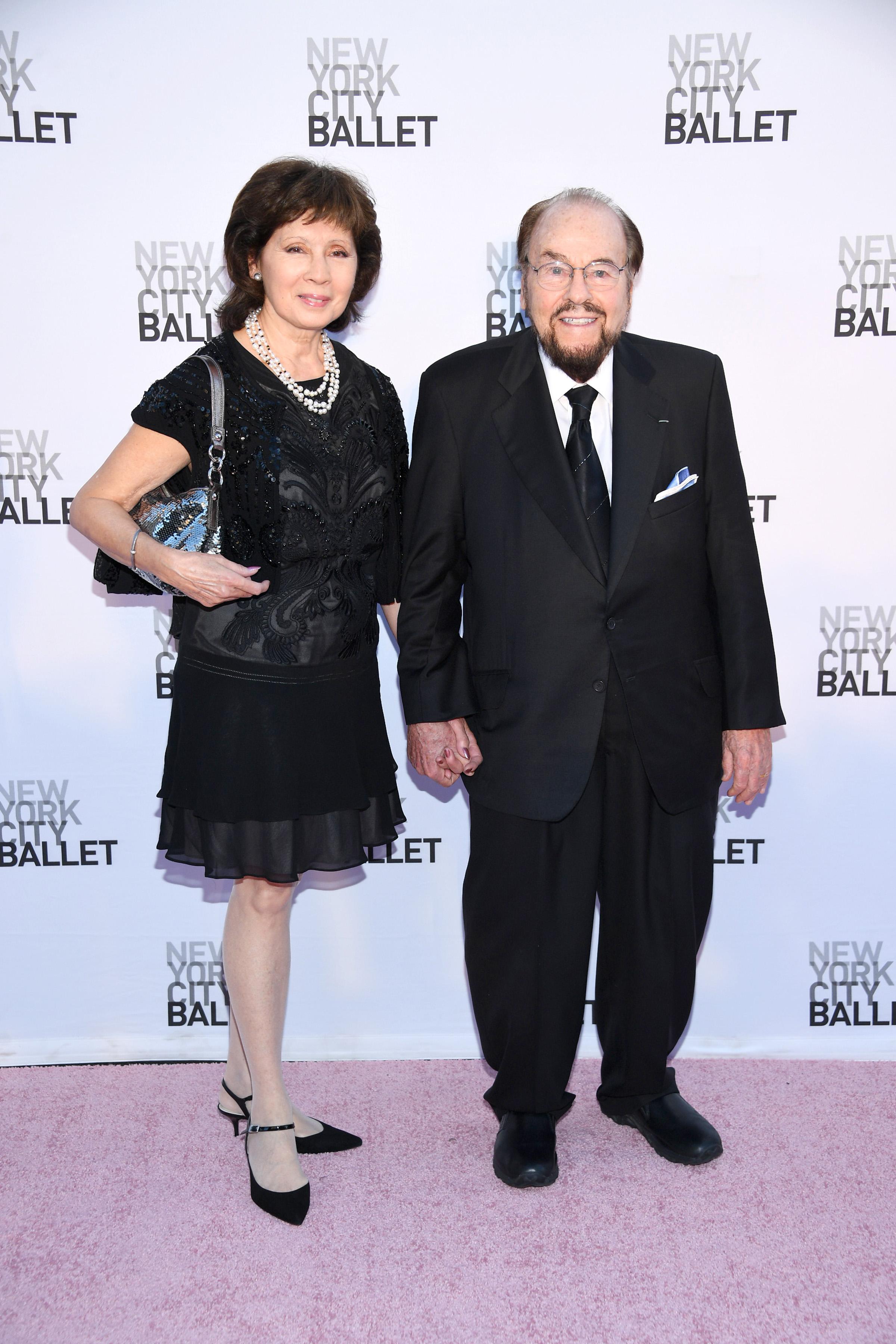 James Lipton wife Kedakai Turner