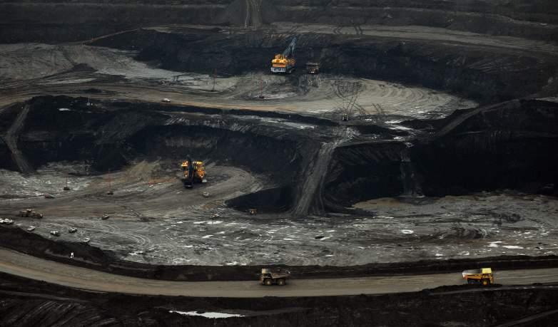 Alberta Oil Industry