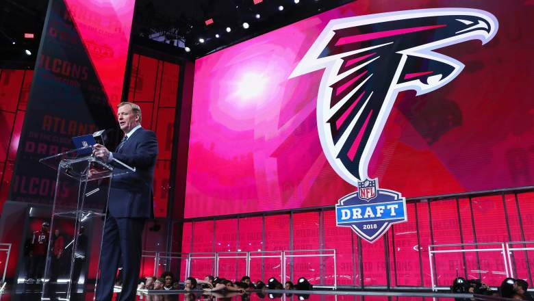 Falcons NFL Draft