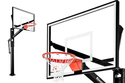 Goalrilla FT Series In Ground Basketball Hoop