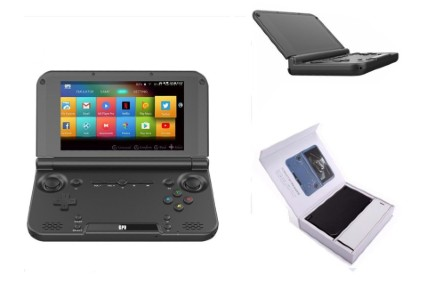 GPD XD Plus Foldable Handheld Game Console