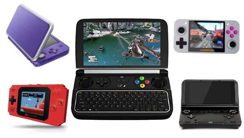 Handheld Retro Consoles