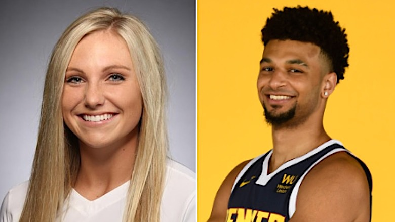 Harper Hempel Jamal Murray Video