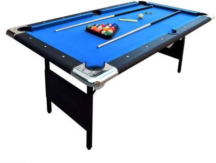 hathaway portable pool table