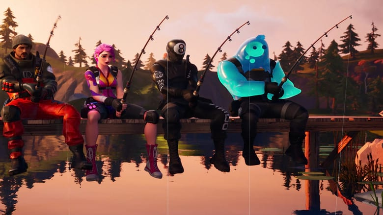 how to fish with explosives tntina fortnite