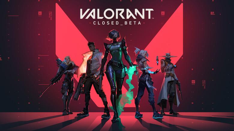 how to play valorant beta