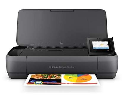 HP Office Jet All-in-One Portable Printer