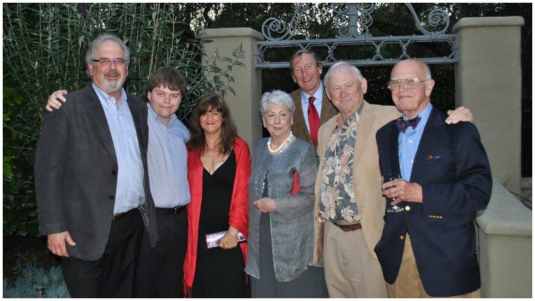 Joe Coulombe's Family