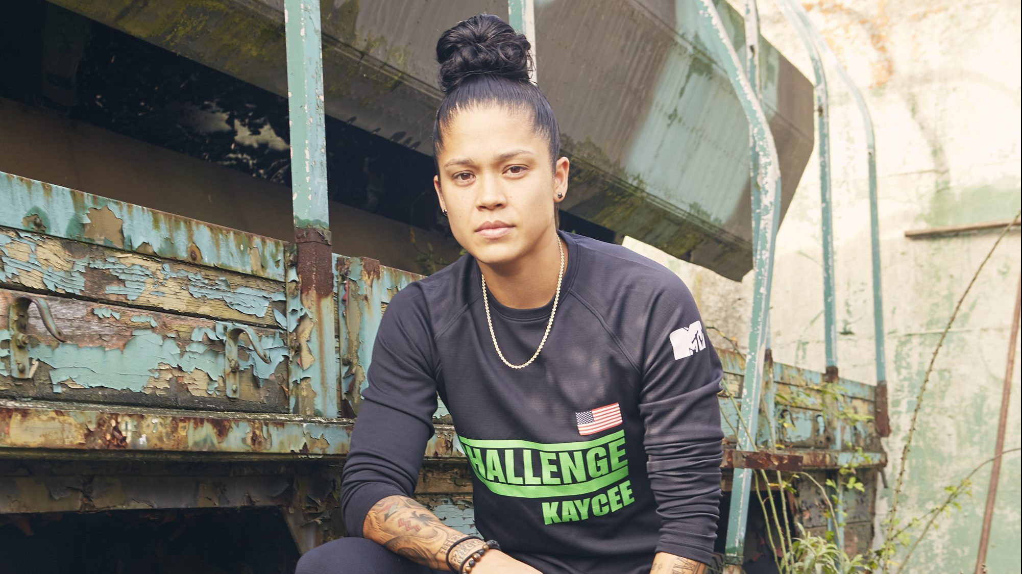 Kaycee Clark on The Challenge: 5 Fast Facts You Need to Know | Heavy.com