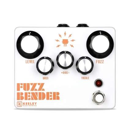 Keeley Fuzz Bender 3 Transistor Hybrid Fuzz