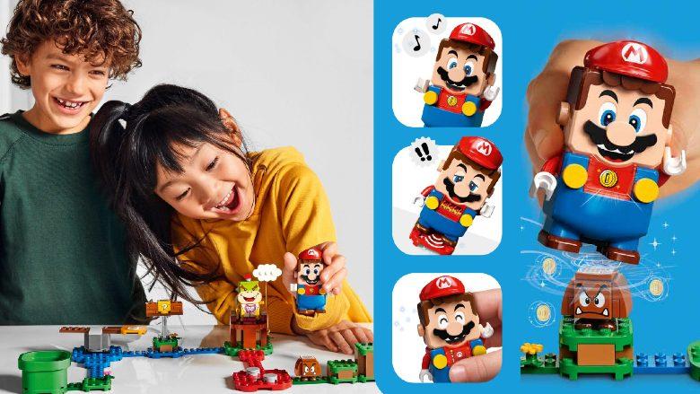 Lego Mario sets
