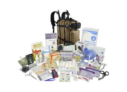 Lightning X EMT First Aid Responder Medical Backpack Kit
