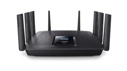 linksys triband router
