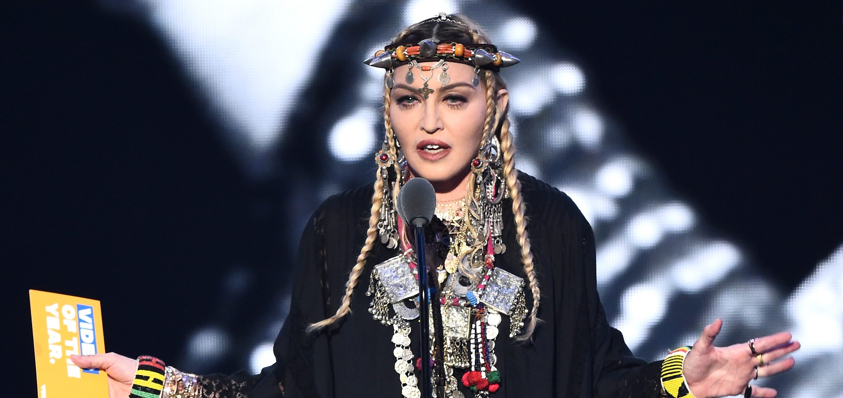 Madonna Calls Pandemic The Great Equalizer And