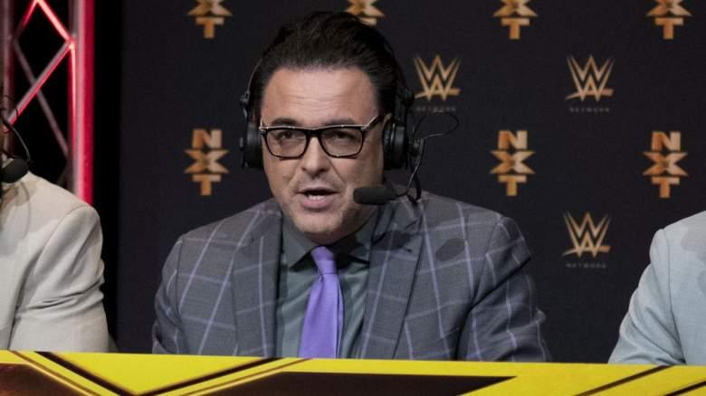 Mauro Ranallo WWE