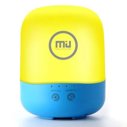 MIU COLOR Night Light Ultrasonic Aromatherapy Diffuser