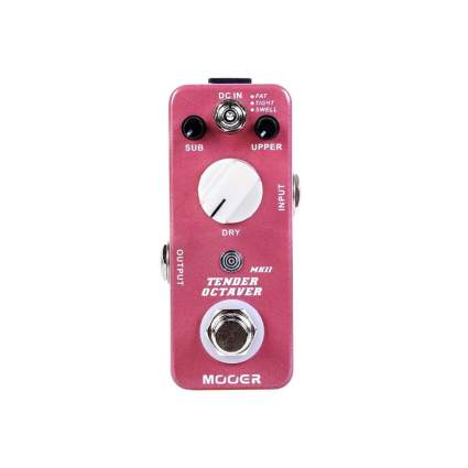 Mooer Audio Tender Octaver