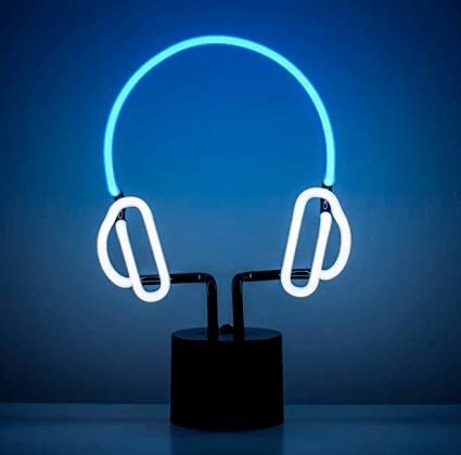 Neon Desk Light