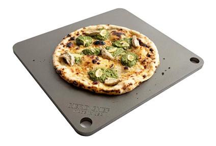 NerdChef Pizza Baking Steel Stone