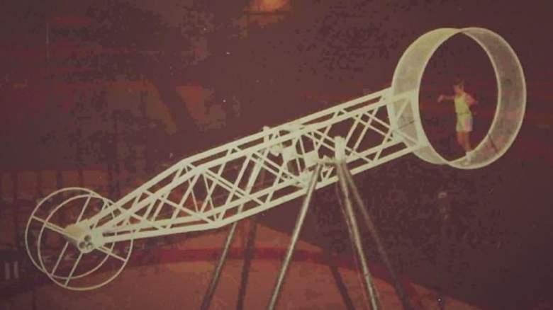Nik Wallenda Wheel of Death