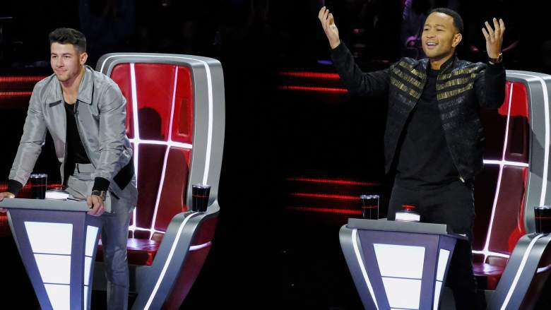 The Voice blind audition episode season 18