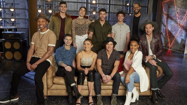 The Voice Contestants