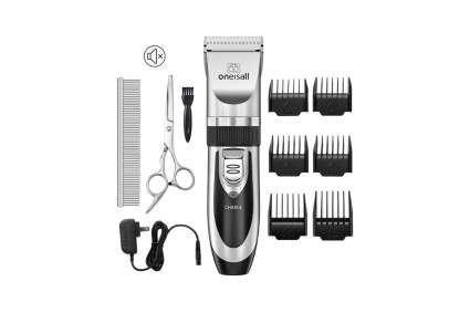 Oneisall Cordless Pet Clippers