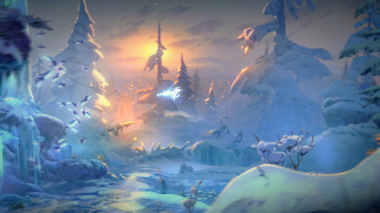 Ori and the Will of the Wisps Increase Health