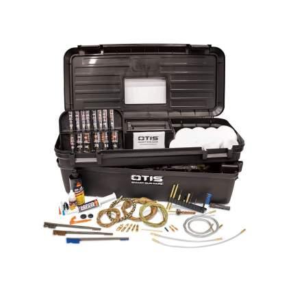 Otis Technology All Caliber Elite Range Box with Universal Gun Cleaning Gear